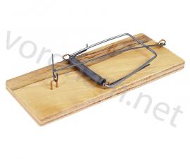 Мышеловка деревянная