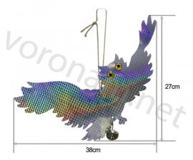 Сова летящая