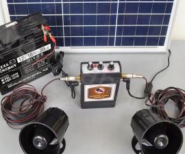 КОРШУН-8 SOLAR с аккумулятором