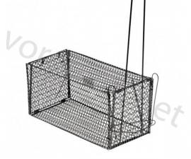 Крысоловка-клетка металлическая большая