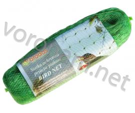 Сетка для защиты от птиц нейлон 4 х 20 м, ячейка 2 x 2 см